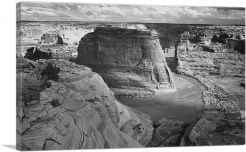 View of Valley - Canyon de Chelly - Arizona