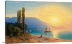 Sunset Over Yalta 1861