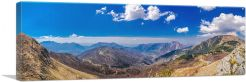Mountain Range in Albania
