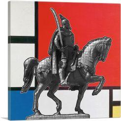 Skanderbeg Monument - George Castriot Albania Ottoman Empire