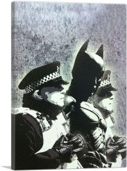 Batman and The Police