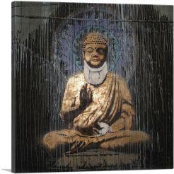 Injured Buddha