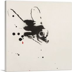 Banksy Mosquito-1-Panel-26x26x.75 Thick