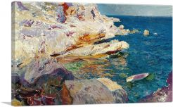 Rocks at Javea 1905