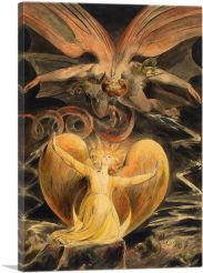 The Great Red Dragon and the Woman Clothed with Sun 1805