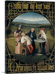 The Extraction of the Stone of Madness 1490