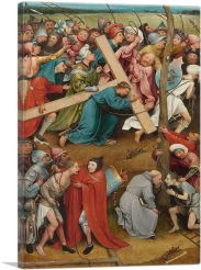 Christ Carrying the Cross 1516-1-Panel-40x26x1.5 Thick