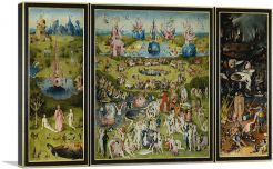 The Garden of Earthly Delights 1515