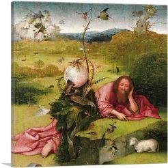 Saint John the Baptist in the Wilderness 1489