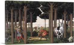 The Story of Nastagio degli Onesti II 1483
