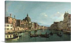 Venise - The Grand Canal 1740