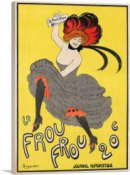 Le Frou Frou 1899