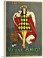 Veuve Amiot King of Sparkling Wines 1922