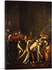 Resurrection of Lazarus 1609