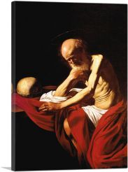 Saint Jerome in Meditation 1606
