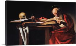 Saint Jerome Writing 1606