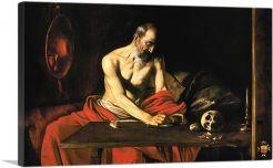 Saint Jerome Writing 1607