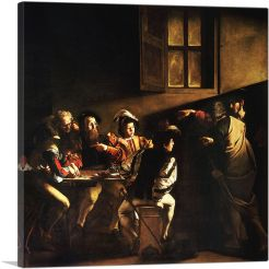 The Calling of Saint Matthew 1600