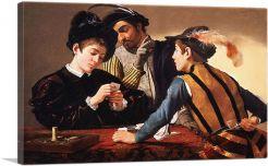 The Cardsharps 1597