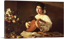 The Lute Player 1595