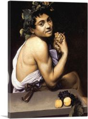 Young Sick Bacchus 1593