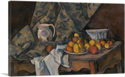 Still Life with Apples and Peaches 1905
