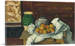 Still Life with Commode 1887