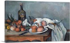 Still Life with Onions 1898