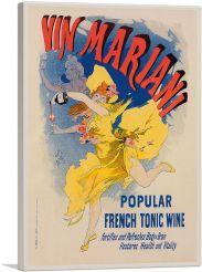 Affiche Pour Le - Vin Mariani