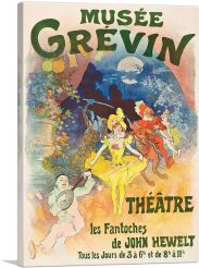 Musee Grevin - Theatre des Fantouches 1900