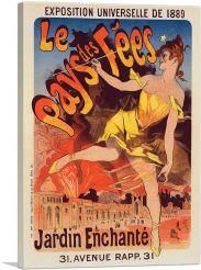 Exposition Universelle de - Le Pays de Fees 1889