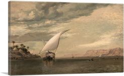 On the Nile 1860