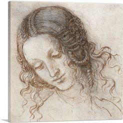 Head of Leda 1506