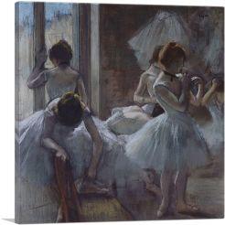 Dancers 1885