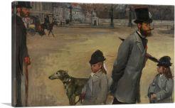 Place De La Concorde 1875