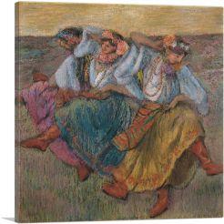 Russian Dancers 1899