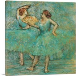 Two Dancers 1905