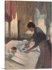 Woman Ironing 1887