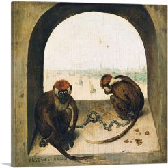 Two Monkeys 1564