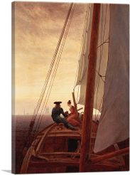 On the Sailing Vessel 1818