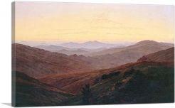 Giant Mountains - Riesengebirge 1835