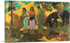 Gathering Fruit - Rupe Rupe 1899