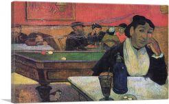 Night Cafe at Arles 1888