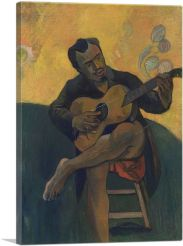 The Guitar Player 1894