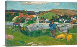 The Swineherd 1888