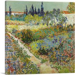 Garden at Arles 1888