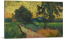 Landscape at Twilight 1890