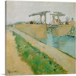 The Langlois Bridge 1888
