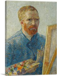Vincent van Gogh Self-Portrait 1888