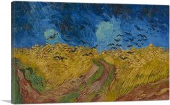 Wheatfield with Crows 1890